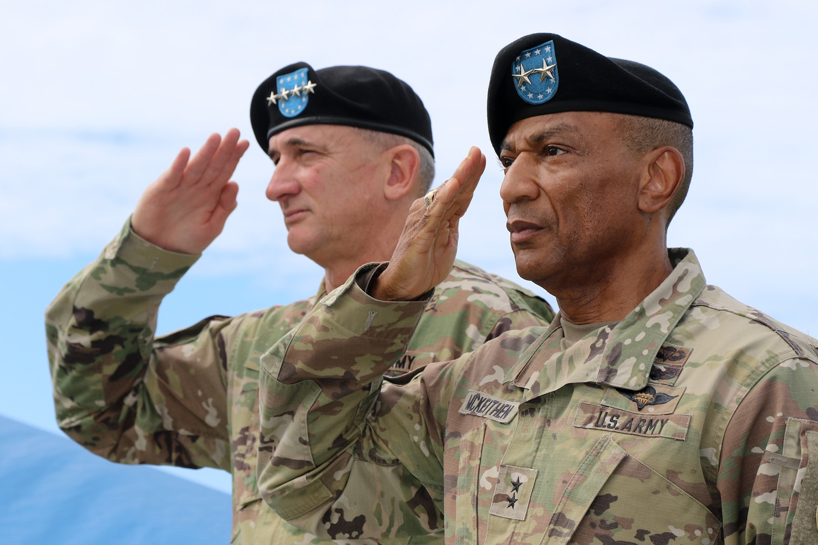 USARPAC welcomes new deputy commanding general