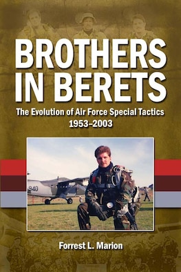 Book Cover - Brothers in Berets
