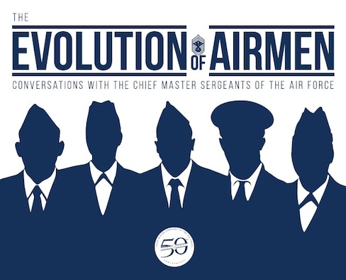 Book Cover - The Evolution of Airmen