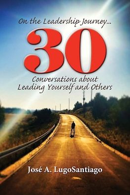 Book Cover - On the Leadership Journey