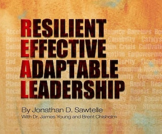 Book Cover - Resilient Effective Adaptable Leadership