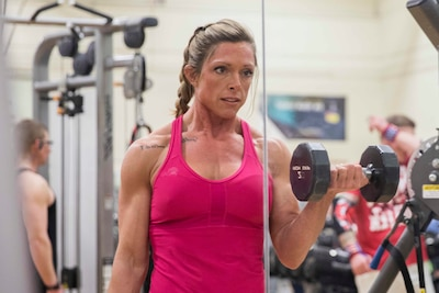 Face of Defense: Soldier Balances Bodybuilding With Army Life