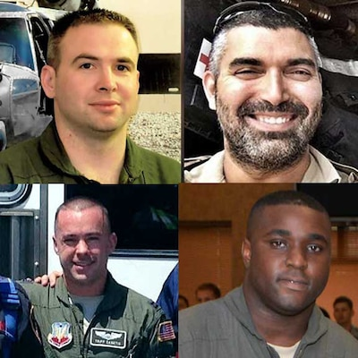 Four New York Airmen killed in Iraq