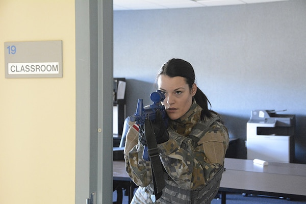 Active-shooter drill in Michigan