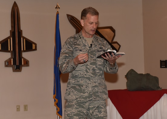 325th Fighter Wing; Chaplain; Air Force; AF