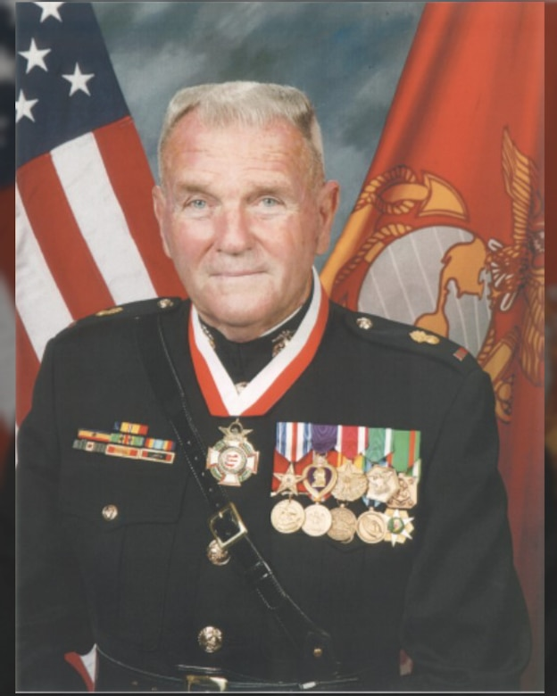 U.S. Marine Corps Gunner Gilbert H. Bolton was born in Portsmouth, Ohio and enlisted in the Marine Corps in 1959. He served as an infantry Marine and officer until he retired in 1991 at the age of 50. During his time in the Marine Corps, Bolton rose through the ranks from private to an infantry weapons officer, also known as a Marine Gunner. A Marine Corps Gunner is a technical expert of all Marine Corps weapons systems, and their employment.