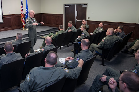 19th Air Force experts transform flying training syllabi