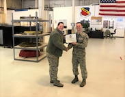 Hill AFB SOAR recipient