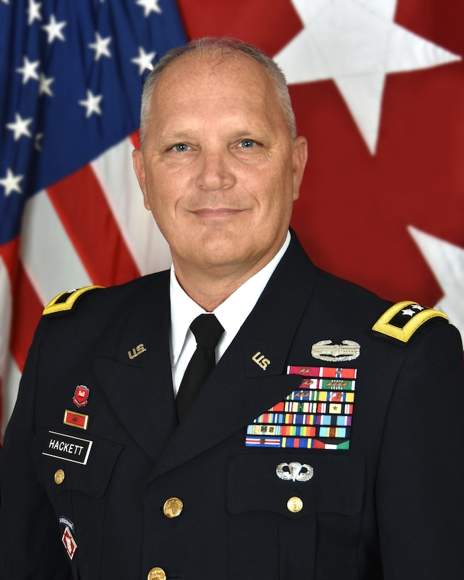 Commanding General of the 80th Training Command