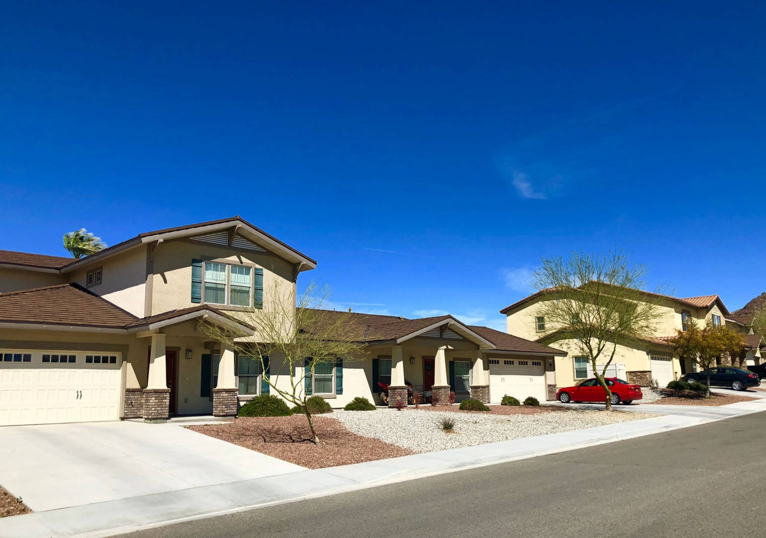 Lincoln Military Housing offers 1,567 homes within 15 communities, serving the Marine Corps Air Ground Combat Center, Twentynine Palms.