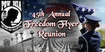The men and women of the 560th Flying Training Squadron welcome you to join us as we celebrate the 45th Annual Freedom Flyer Reunion!