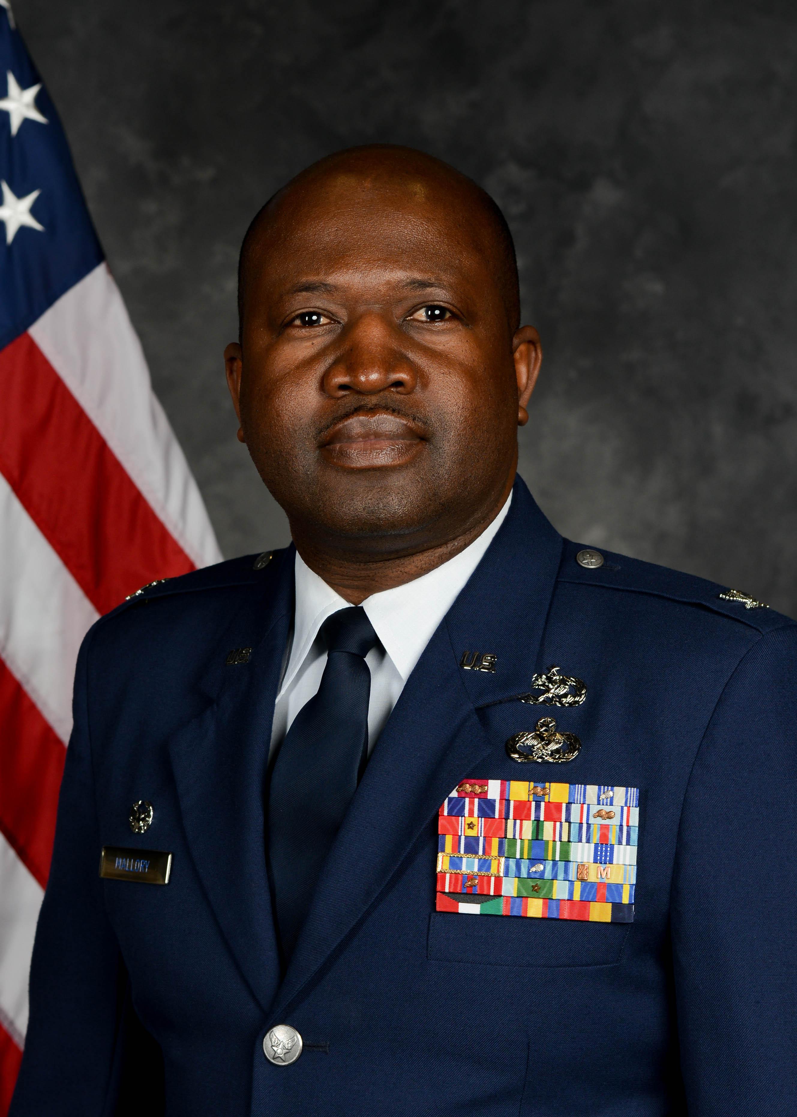 Col. Kurt M. Mallory