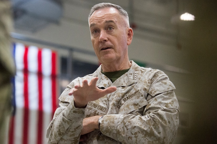 Chairman, Joint Chiefs of Staff