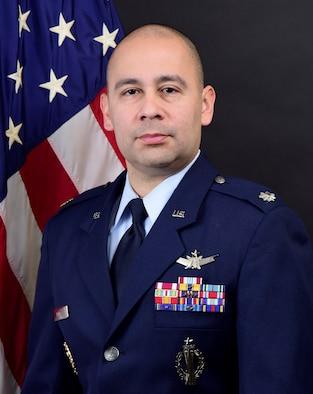 23rd SOPS commander LtCol. Kenneth Holmes