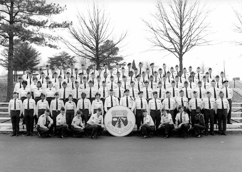 NCO academy 1986