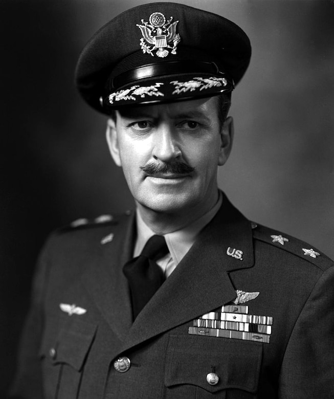 Maj. Gen. Harry Armstrong