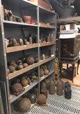 Charleston Museum Civil War ordnance collection.