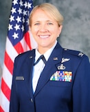 Col. Laurie A. Dickson is the commander of the 513th Air Control Group at Tinker Air Force Base, Oklahoma. The 513th is the only Air Force Reserve unit that maintains and operates the E-3 Sentry, an Airborne Warning and Control System aircraft. The colonel is responsible for directing and maintaining the wartime readiness of the nearly 400 reservists under her command. (U.S. Air Force photo)