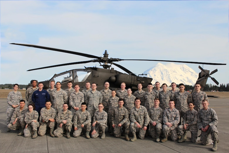 Congratulations to the Airmen who graduated Julius A. Kolb Airman Leadership School March 22, 2018 at McChord Field, Wash. (U.S. Air Force Courtesy Photo)