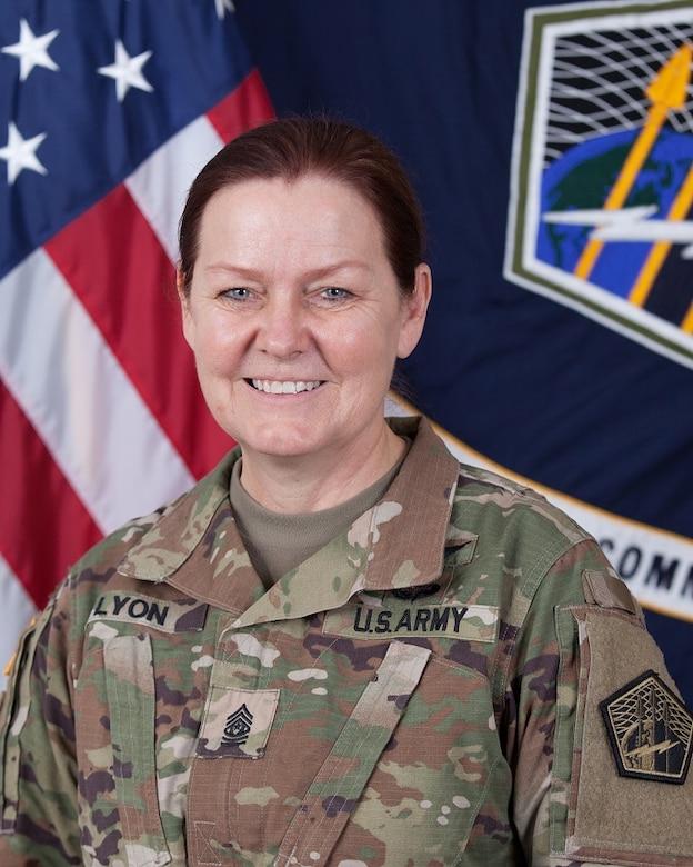 Command Sgt. Maj. Sheryl D. Lyon