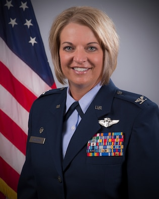 Col. Michelle Mulberry