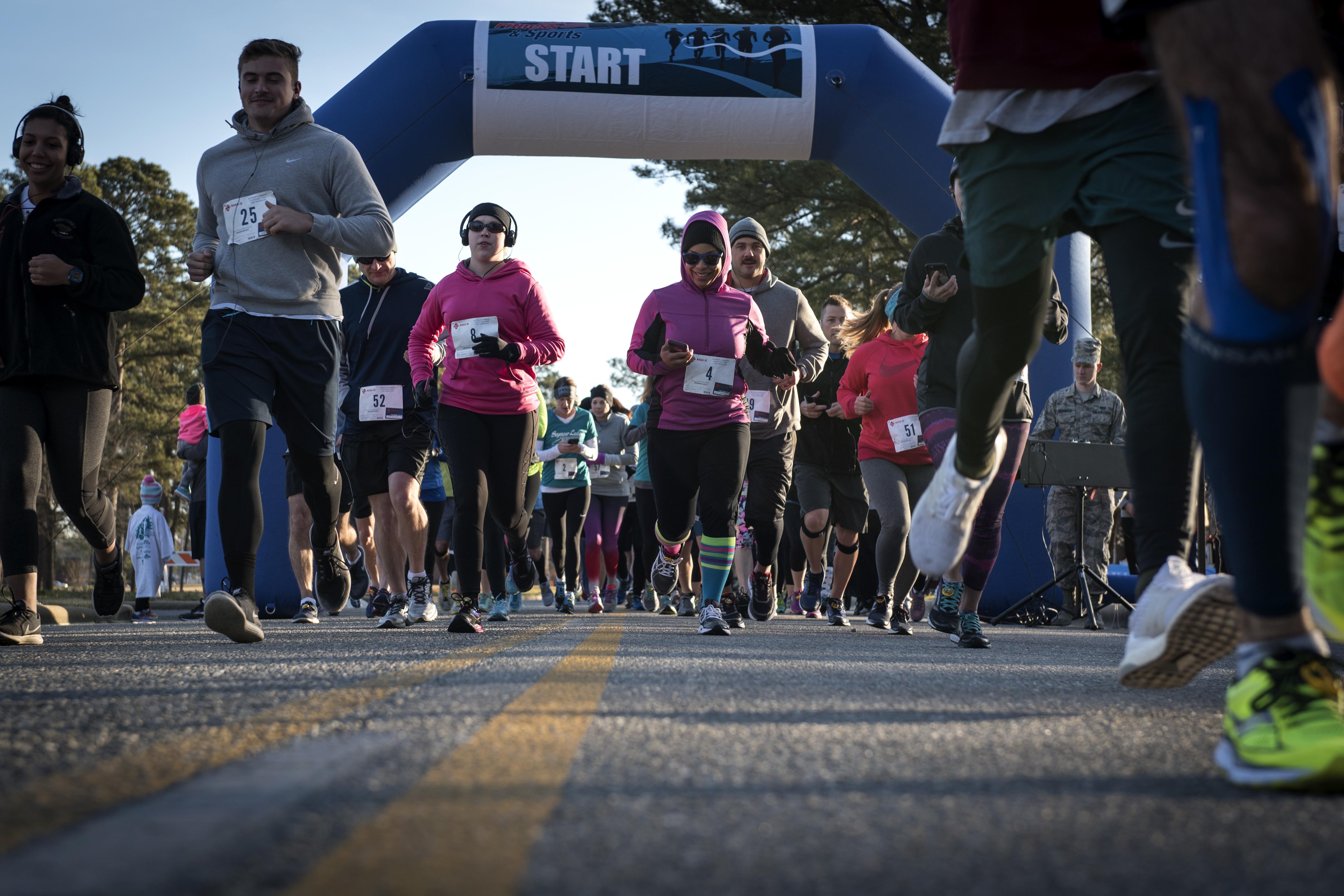 SJ hosts half marathon