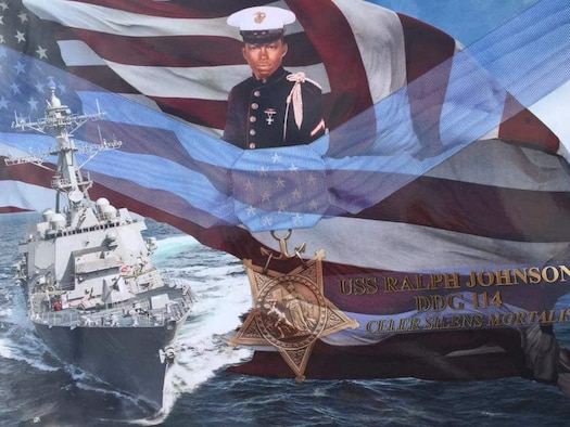 Navy commissions new guided-missile destroyer named after Charleston hero