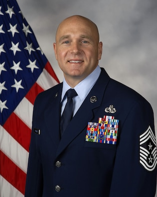Chief Master Sergeant Anthony W. Green