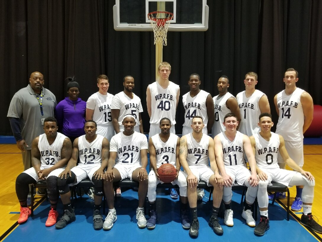 The Wright Patterson AFB basketball team quietly ends an impressive 2018 season