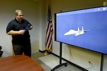 365th TRS avionics classroom