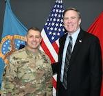 Assistant Secretary of Defense for Logistics and Material Readiness visits DLA Distribution