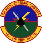 15 Air Support Operations Sq