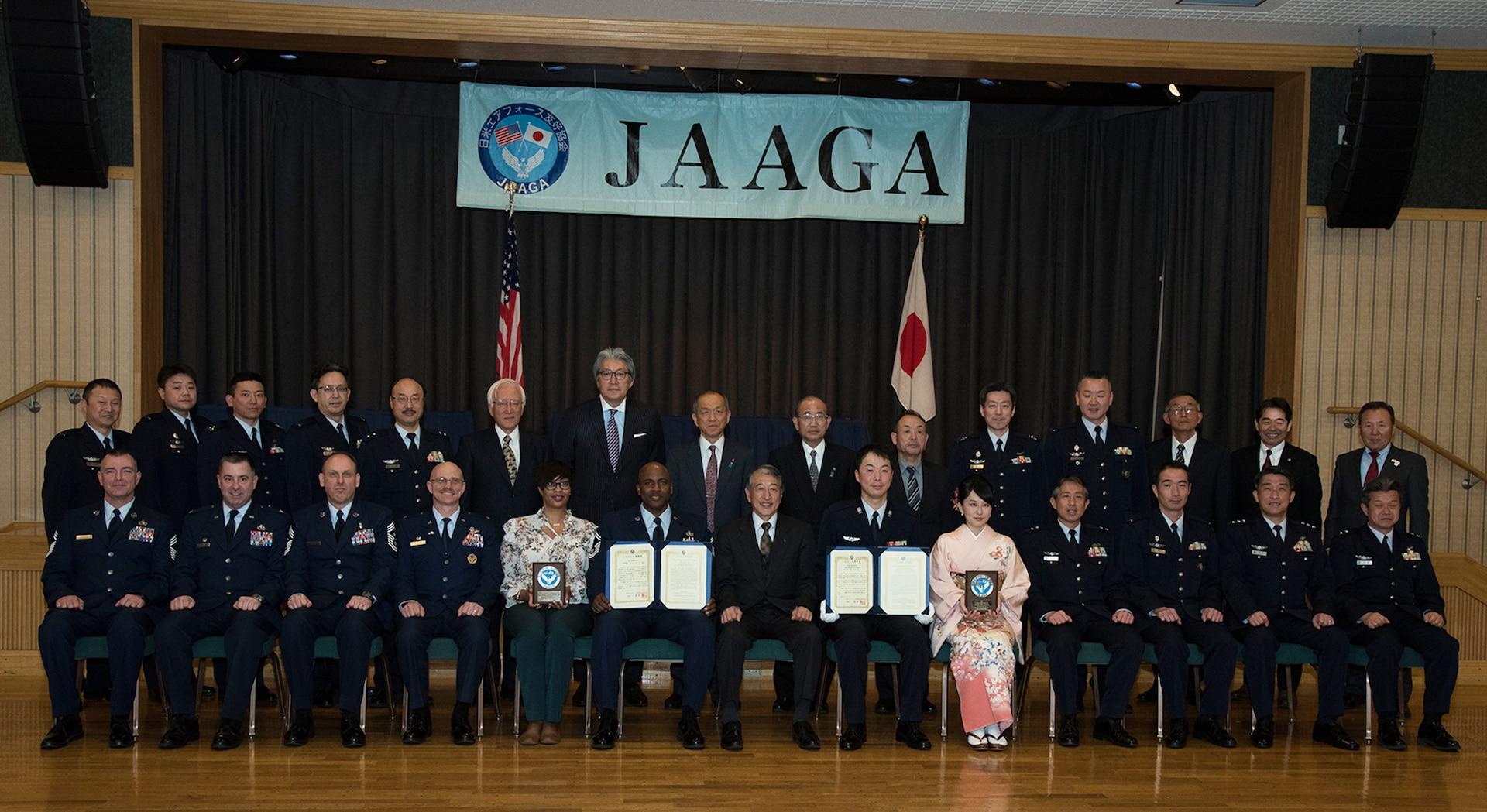 Misawa Airman earns prestigious JAAGA award
