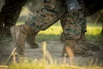 Corps to assess boots at Parris Island