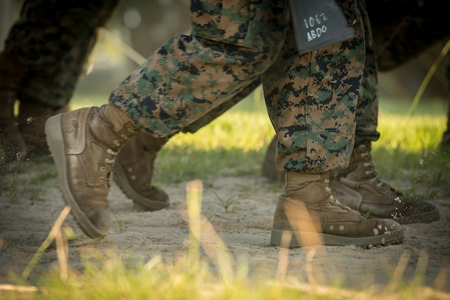 Corps To Assess Boots At Parris Island Gt Marine Corps