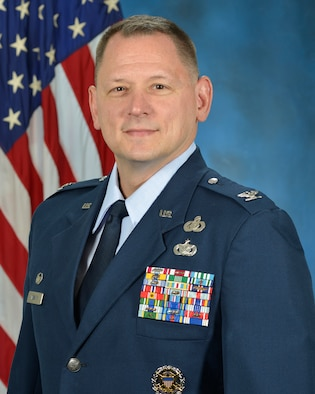 Col. Brian Hinsvark, 47th Mission Support Group commander, is Laughlin's first contributor to the Commander's Corner. The Commander's Corner gives Team XL first-hand accounts of their perspectives, and lets the commanders share their experiences. (Courtesy photo)