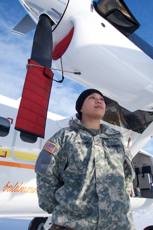 Schedulers keep Arctic Eagles flying.