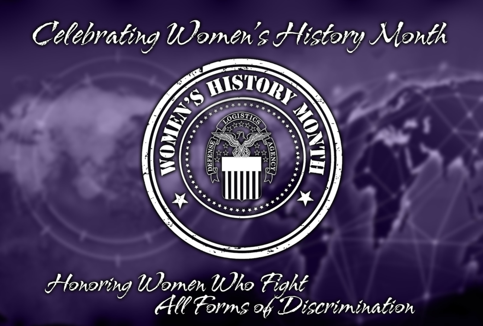 March is Women's History Month, but we can continue learning about and reflecting on the progress women have made throughout the year. Graphic by Paul Crank