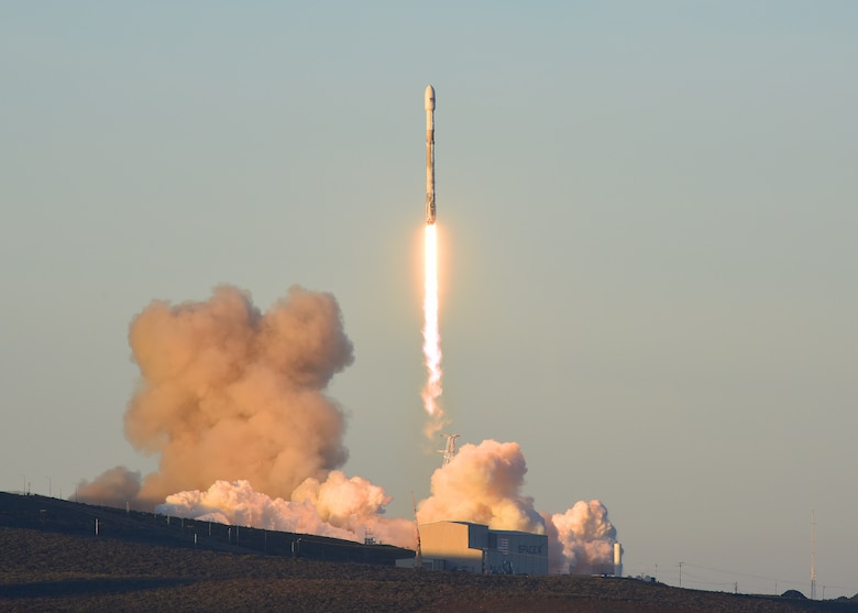 Falcon 9 Iridium-5 successfully launched