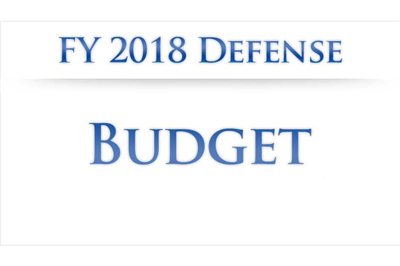 FY2018 Defense Budget