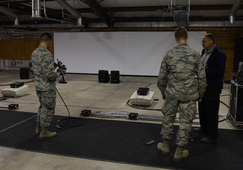 Augmentee program multiplies security forces capabilities
