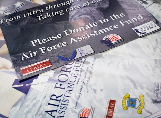 Air Force Assistance Fund drive kicks off