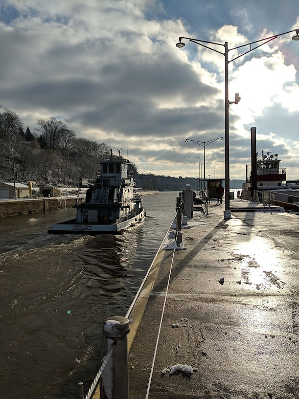 Please join us for a unique opportunity to tour the dewatered main chamber of one of the six major U. S. Army Corps of Engineers' river facilities on the Ohio River, as we highlight the value of the national inland waterways system and the efforts underway to determine a sustainable investment strategy.