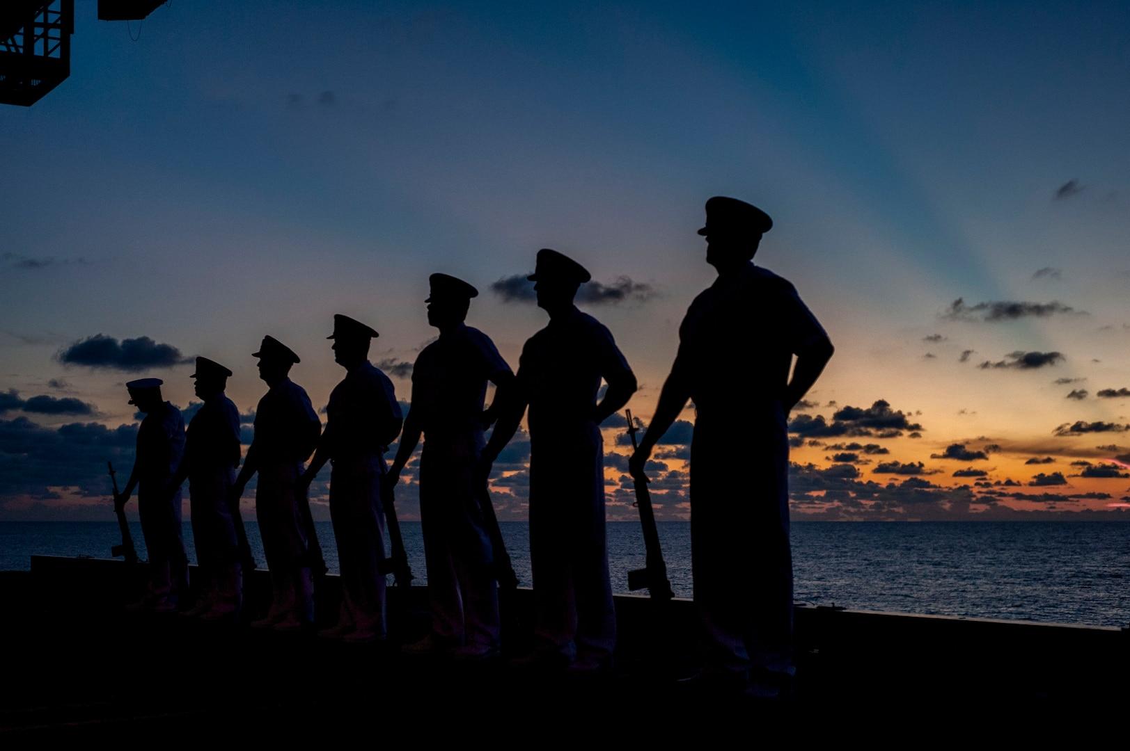 Navy Honors the Service of Vietnam War Veterans