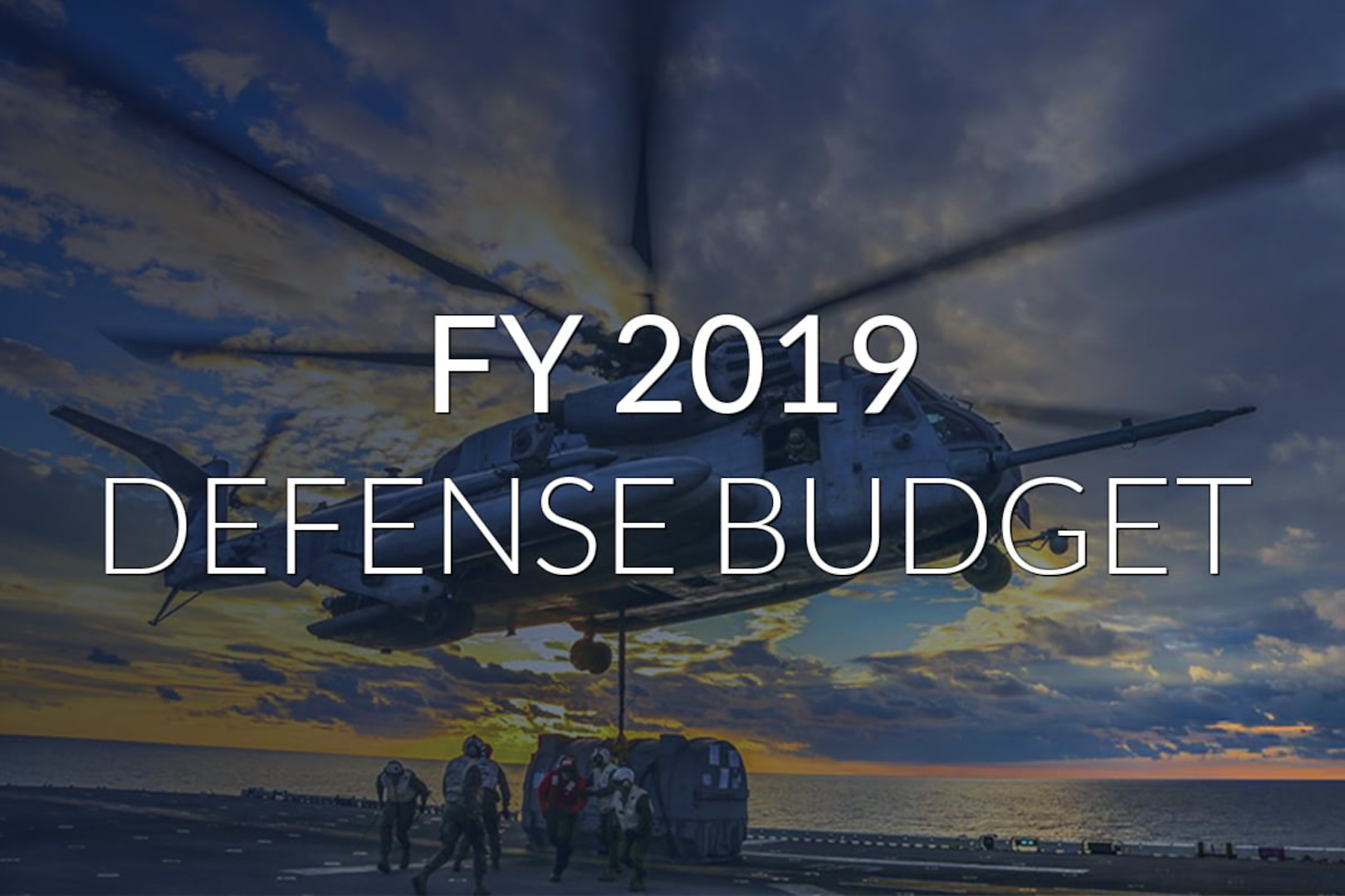 FY2019 Defense Budget
