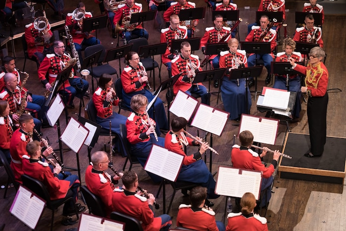 Marine Band Concert: Fair Winds and Following Seas
