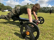 Marine Team Challenge