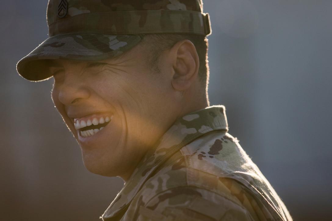 Military Police field training