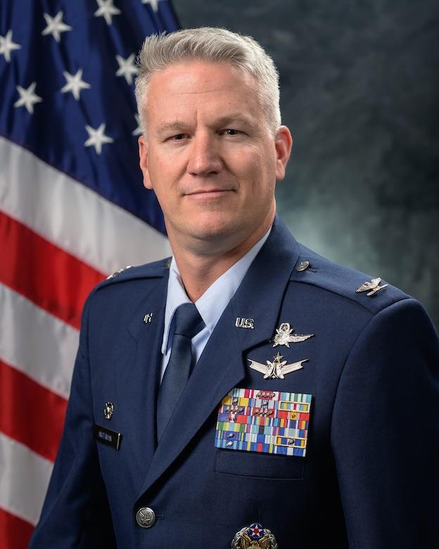 Col. William Angerman, 50th NOG