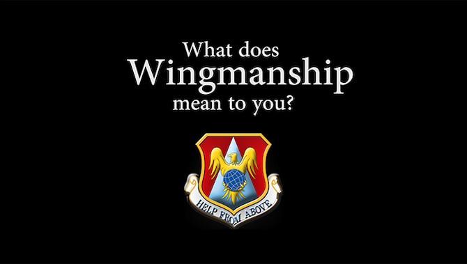 Wingman Day - 4 May 2018.